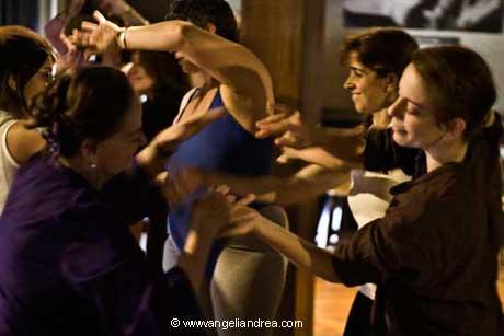 Valentina Vano Danzaterapia Maria Fux Danza movimentoterapia